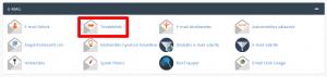 Hogyan lehet email címet átirányítani?